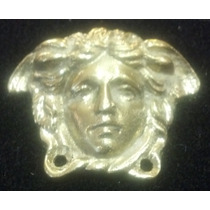 Medusa Versace En Bronce Tipo Medallon