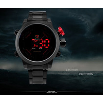 Relógio Shark Sport Watch Gulper Masculino Quartzo E Digital
