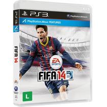 Fifa 14 / 2014 - Ps3 - Midia Fisica, Original E Lacrado