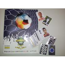 Figurinhas Campeonato Brasileiro 2013 Copa Das Confederações