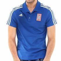 Playera Polo Chivas Guadalajara Visitante 2015-2016 Adidas