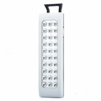 Lampada Emergência 30 Leds - Rechargeable Emrgency Light
