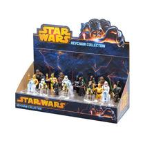 Display 24 Chaveiros Star Wars - Coleção