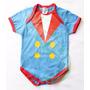 Body Fantasia Pequeno Principe Para Bebês