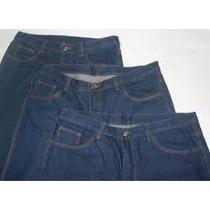 Pantalon Blue Jeans Tres Costuras Somos Fabricantes