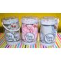 Ajuar Baby Skin Latitas 4 Piezas 3 Colores Little Treasure