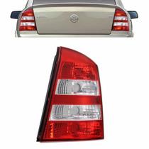 Lanterna Traseira Astra Sedan 2003 04 A 2010 Bicolor Direito