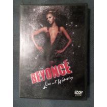 Beyonce Live At Wembley Dvd + Cd Importado 2003