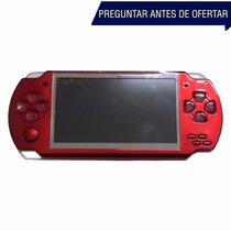 Reproductor Portatil Audio, Video Y Juegos Stylos A3 Rojo