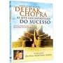 Dvd Deepak Chopra As Sete Leis Espirituais Do Sucesso