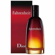 Perfume Dior Fahrenheit 100 Ml Edt - Original E Lacrado !!