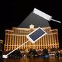 Lampara Solar 15 Led 12w Encendido Automatico Para Exterior