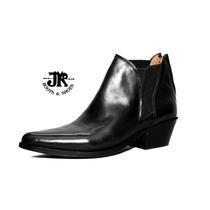 Botas Texanas - Jr Boots & Shoes - Art. 6050 Negra