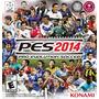 Juego Fisico Original Ps3 Pes 2014 Futbol Pes 14