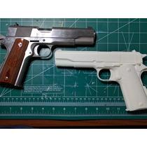 Replica Colt 1911 Tamaño Real - Campana 3d