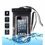 Funda Contra Agua Celulares Sumergible Iphone 6 Samsung S7