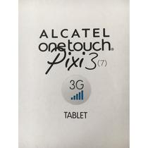 Tableta Y Teléfono Alcatel