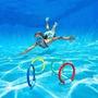 Aros Sumergibles X4 Buceo Pileta Natación Intex Microcentro
