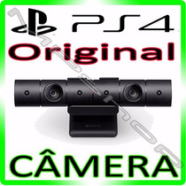 Camera Ps4 Ps Eye Playstation 4 Original Pronta Entrega