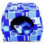 Cama Iglu Classic Jolie Vie Azul Marinho Pet Cachorro Média