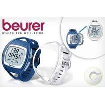Reloj Pulsometro P/ Ejercicio Pm45 (reloj Deportivo) Beurer!
