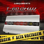 Modulo Amplificador Taramps T60 - Tenho T20 E Soundigital