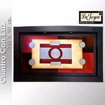 Cuadro Con Luz 150x90 Cm