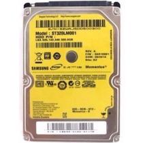 Hd 320gb Samsung Sata 3gb/s Notebook 5400rpm