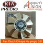 Fan Cluth C/aspa Kia Preggio 3.0