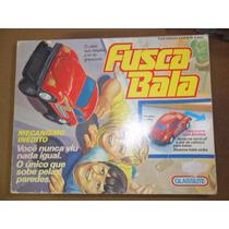Fusca Bala Glasslite Novo Original Na Caixa Antiguidade