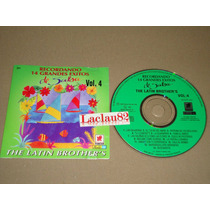 Latin Brothers Recordando 14 Grandes Exitos 4 - 95 Balboa Cd