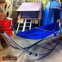 Soporte Transportable Con Hamaca Para Camping