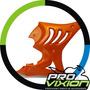 Carenado Racing Bajaj Rouser 220- Exclusivo Pintado- Naranja