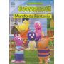 Backyardigans - 2ª Temporada - Mundo Da Fantasia - Dvd