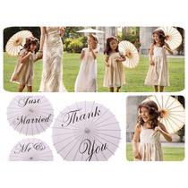 Paraguas Chino Sombrilla China Souvenir Boda Casamiento 15