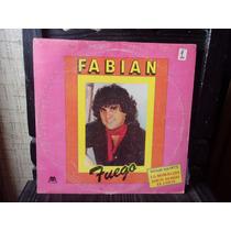 Vinilo Lp Fabian Fuego