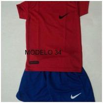 Conjunto De De Niños Marcas Nike