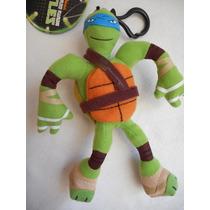 Llavero Tortugas Ninja Leonardo Peluche, Llavero!