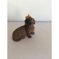 Chaveiro Basset / Dachshund - Marrom Dog * Frete Grátis *