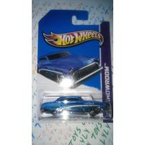 Hot Wheels So Fine Carcahita Azul Serie Muscle Cars