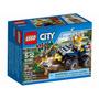 Lego City 60065 Atv Patrol Patrulla Policial - Mundo Manias