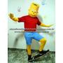 Fantasia Bart Simpson Frete Grátis