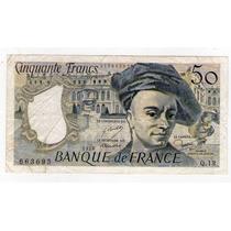 Francia 50 Francos Año 1978