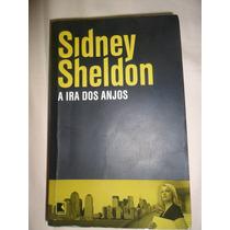 Livro A Ira Dos Anjos Sidney Sheldon Editora Record