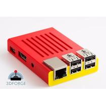 Case Raspberry Pi 2 Pi 3 Personalizado Em 3d