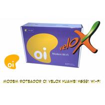 Modem Roteador Oi Velox Huawei Hg521 Wi-fi