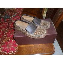 Mocassim Sapato Louis Vuitton Original Com Documentação