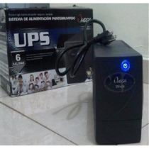 Ups Regulador Omega 800va 6 Tomas 120v Dp-800 5 A 10 Min Xtc