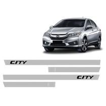 Jgo Friso Lateral Fc Cor Original Honda New City 2014 A 2016