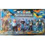 Bajoterra Slugterra 5 Babosas+ 5 Figuras + Armas!!!